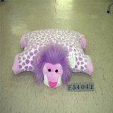 漫画の動物の整形枕クッション