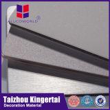 El panel compuesto de aluminio de la venta de Alucoworld de la capa caliente del PE (ALK-8030)
