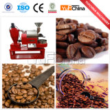 Machine chaude de rôtissoire de vente pour le grain de café