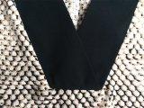 여자 옷 늦게 인쇄된 디자인 간결 Sleevess 도매 상단