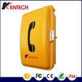 La intemperie IP67 Teléfono de Emergencia de emisión al aire libre Teléfono Industrial