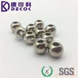 Varias tallas 3/8 pulgada 5/8inch bolas de acero perforadas 15/32 pulgada del orificio