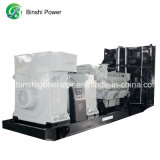 gruppo elettrogeno diesel di raffreddamento ad acqua 400kVA alimentato da Perkins Engine (BPM320)