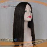 Virgin Remy 인간적인 머리 실크 최고 가발 (PPG-l-01649)