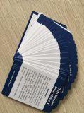 Gioco da tavolo di gioco personalizzato della scheda di carta della famiglia del partito di disegno dell'OEM