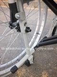 Una liberación rápida, alta calidad de silla de ruedas manual