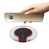 iPhone Samsung를 위한 싼 Transparent Fast Charging Qi Wireless Charger
