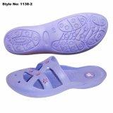 Новейшие девочек Colgs EVA тапочки повседневный ванной дышащий сандалии