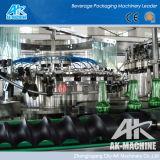Bouchon de vase de verre produit chaud Machine de remplissage de la bière Machine de remplissage