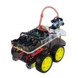 Набор робота автомобиля Анти--Падения избегания препоны Лини-Следа франтовской для образования стержня
