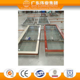 Griglia di vetro di alluminio per il portello e la finestra di alluminio tutti i generi di tipo disponibili