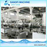 Автоматическая производственная линия машины завалки питьевой воды бутылки любимчика малого масштаба вполне