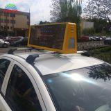 P5мм с обеих сторон верхней части такси реклама светодиодный дисплей платы