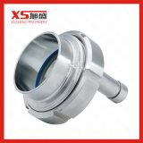 LED de la soldadura de acero inoxidable tipo de Unión la mirilla con la luz