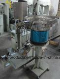 Línea semiautomática para llenar cartuchos de los productos de gran viscosidad tales como pegamento, silicón, PU, ms Sealant