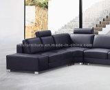 Sofà sezionale 8038 del cuoio di figura di disegni stabiliti U del sofà della mobilia moderna