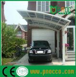 Простая установка крыши из поликарбоната Carports навесами в жилых помещениях (185КПП)