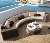 テラスの庭のソファーの藤のホームホテルのオフィスのダコタのラウンジの一定の屋外のソファー(J660)