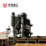 Industrielle Asphalt-Pflanze, die 80 Tph Siemens PLC mischt