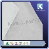Белый липких полиэстер коврик в нетканого материала ткань