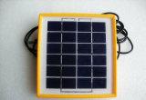 Abbastanza comitato solare fotovoltaico portatile di potere 6V 2W