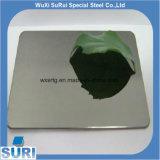 304 espesor laminado en caliente en frío inoxidable de la placa de acero 2b No. 1 1m m 3m m