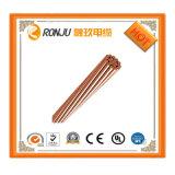 24 Core с изоляцией из ПВХ кабель подъемника с экранированный плоский гибкий кабель питания
