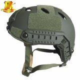 Тактические Airsoft быстро Pj зеленый шлем