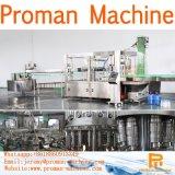 2018 llena la botella de PET completa automática de llenado de agua mineral pura / máquina de producción / línea / Equipo