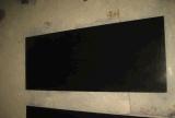 Абсолютное черного гранита слоев индийского черного гранита