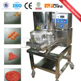 Torta de carne da boa qualidade que faz a máquina