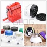Gldg Qualitäts-Glaszubehör-Metall 4 Schicht-Kraut-Schleifer mit Großhandelspreis