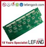 リモート・コントロールのための両面のプリント基板PCB