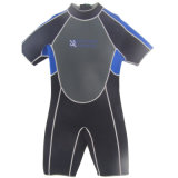 Swimwear surfando do Wetsuit do nylon curto do neopreno/desgaste dos esportes (HX15S103)