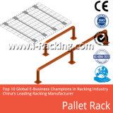 Systèmes en acier de défilement ligne par ligne de palette de stockage en rayons de fournisseur digne de confiance