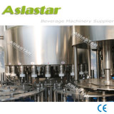 Fábrica plástica aprovada da maquinaria de enchimento da água de frasco do Ce