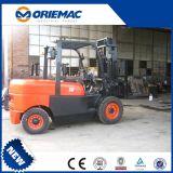 고명한 상표 5 톤 디젤 엔진 포크리프트 (CPCD50F)