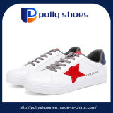 zapatos ocasionales blancos de la última zapatilla de deporte de la manera para los hombres