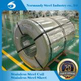Le numéro 4 de Hr/Cr 430, reflètent la bobine d'acier inoxydable pour la décoration