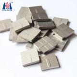 Diamond la puissance des outils pour le Granite de segment de lame de scie