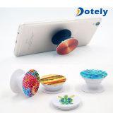 Socle de téléphone en plastique de l'élargissement de poignée porte-Pop Out béquille