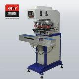 China 20 años de fabricante 1 2 3 4 6 impresora sellada 8 colores de la pista del transportador de la taza de la tinta