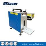 De draagbare Handbediende Laser die van de Vezel Machine voor de Pijp van pvc merken