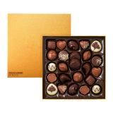 قبلت [كستوم وردر] و [هندمد] سمة [أم] فاخر بطاقة ورقة شوكولاطة يعبّئ صندوق