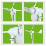 лезвие 1150mm старта 3 скорости ветра генератора 24V 48V 2.5m/S ветротурбины 1000W низкое