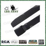Cinghia tattica militare di Web degli uomini, cinghia di plastica dell'inarcamento della tessitura di nylon della tela di canapa
