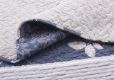 Cama Queen fabris sintético acolchoados de retalhos de algodão