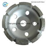 Diamond Copa circulares rebolos de corte, Circualr Rebolo