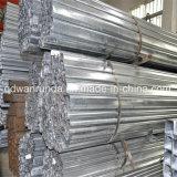 Uso oval de acero galvanizado del tubo para los muebles