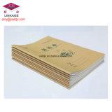 Kursteilnehmer Flexo Drucken-Übungs-Buch, das Maschine mit Deckel-Zufuhr herstellt